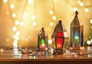 """Ramadan, the most sacred month of the Islamic calendar, is observed annually by a majority of the world's <a href=""""https://www.pewforum.org/2017/04/05/the-changing-global-religious-landscape/#global-population-projections-2015-to-2060"""" rel=""""nofollow noopener"""" target=""""_blank"""" data-ylk=""""slk:1.8 billion Muslims"""" class=""""link rapid-noclick-resp"""">1.8 billion Muslims</a>. And not only is the holy month marked by strict fasting from sunrise to sunset, it's also a time for prayer, reflection, introspection, and charitable acts. Though the month of Ramadan is marked by full days of fasting—yes, that includes water—it's a joyous occasion for celebrating and re-connecting with God for those who adhere to the Islamic faith. Curious how exactly Muslims spend the month of Ramadan? Keep reading to discover some of the ways Ramadan is celebrated. <div class=""""number-head-mod number-head-mod-standalone""""> <h2 class=""""header-mod""""> <div class=""""number"""">1</div> <div class=""""title"""">You don't eat or drink anything from sunrise to sunset.</div> </h2> </div>"""