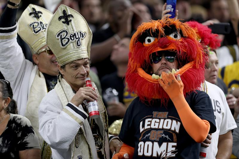 More than 300,000 people sign petition calling for Saints-Rams rematch