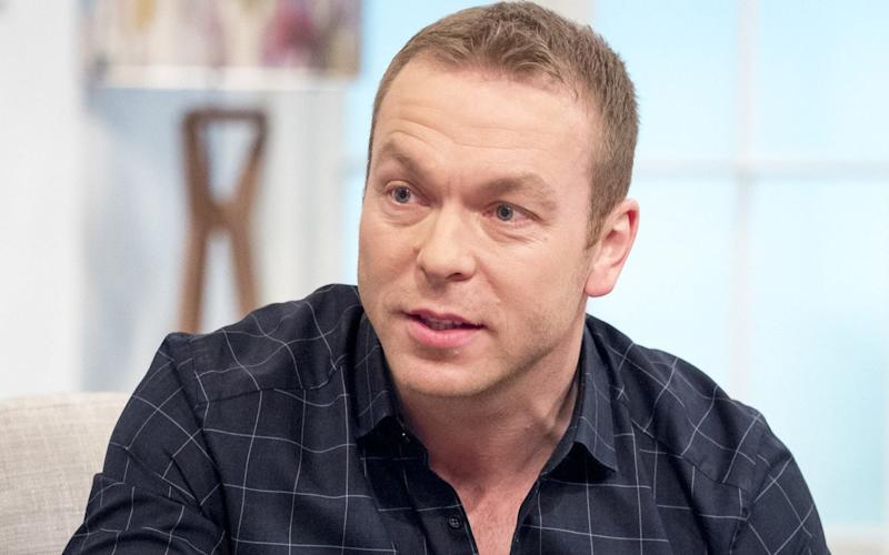 Sir Chris Hoy claimed he does not recognise some of the descriptions of the elite of British cycling - Rex Features