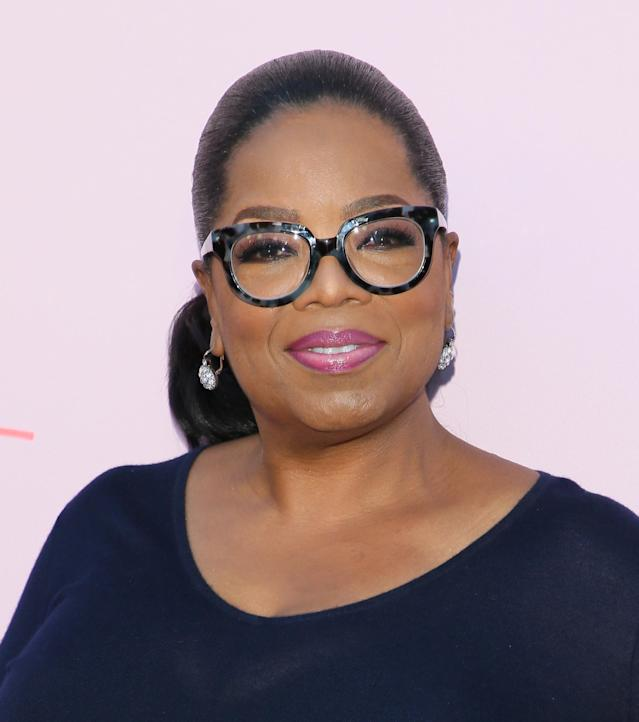 Oprah Winfrey has spoken out about Trump's controversial immigration policy. (Photo: JB Lacroix/WireImage)