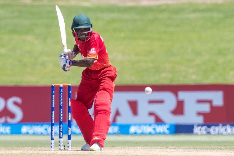 Wesley Madhevere had an outstanding 2018 U-19 World Cup with both bat and ball