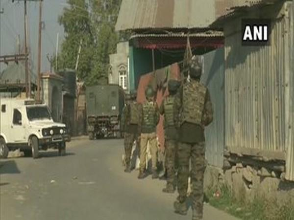 Visuals from encounter site in Pulwama (File Photo)