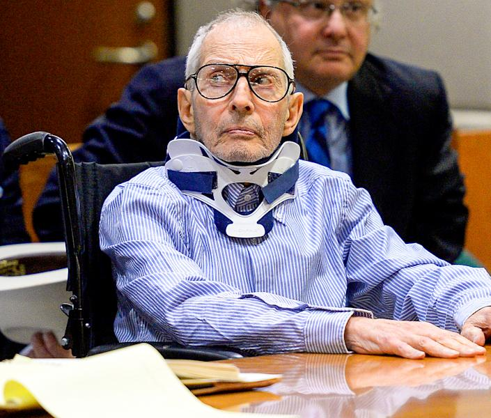 Robert Durst, the subject of the popular HBO documentary 'The Jinx,' pleaded not guilty to the murder of his close friend Susan Berman in Los Angeles on Monday, November 7 — find out more