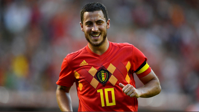 Eden Hazard is confident this is the World Cup at which he will shine, ahead of Belgium's Group G clash with Tunisia.