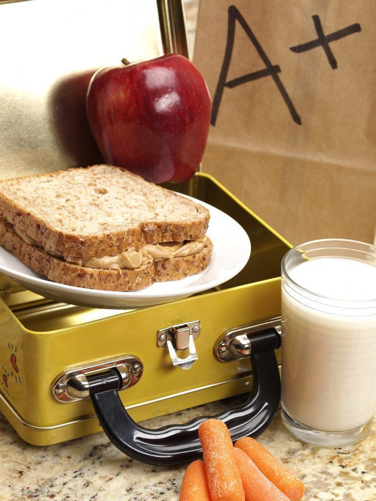 How healthy is your child's packed lunch? [Photo: Getty]