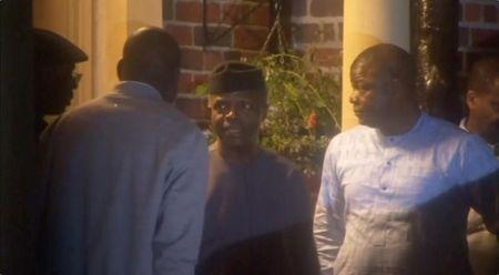 Ag. President to brief Nigerians on outcome of meeting with Buhari