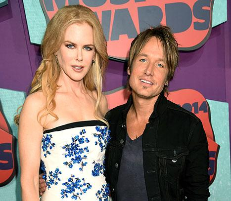 "Keith Urban: ""Very Blessed"" That Wife Nicole Kidman Staged an Intervention"