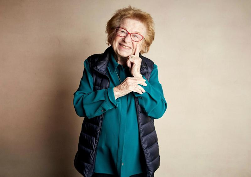From Holocaust Orphan to Israeli Soldier to Sex Therapist: The Amazing Story of Dr. Ruth