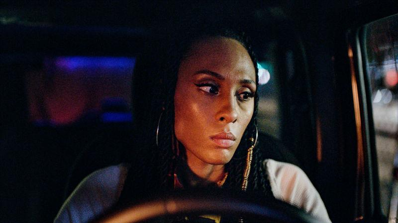MJ Rodriguez in HBO's Between The World And Me