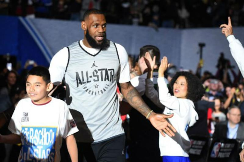 LeBron James Won't Back Down Even After 'Shut Up and Dribble' Comment