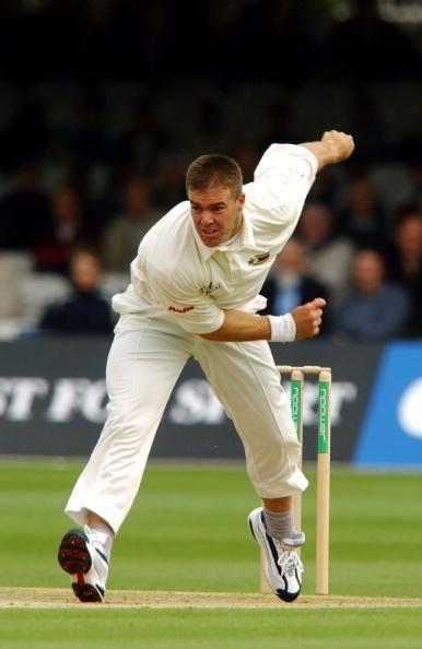 Heath Streak of Zimbabwe