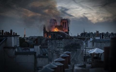 Notre-Dame has long been the most gothic of Gothic churches - Credit: Veronique de Viguerie/Getty Images