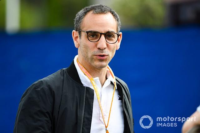 "Cyril Abiteboul, Managing Director, Renault F1 Team <span class=""copyright"">Mark Sutton / Motorsport Images</span>"