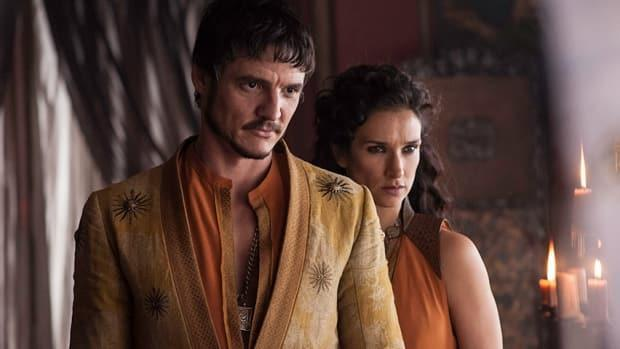 The Last of Us will star Pedro Pascal, shown here playing Oberyn Martell on the HBO series Game of Thrones. He also headlines The Mandalorian, a Disney Plus show.