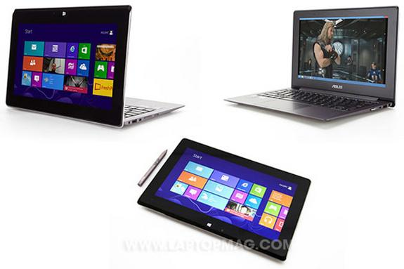 ASUS Taichi and Descendants