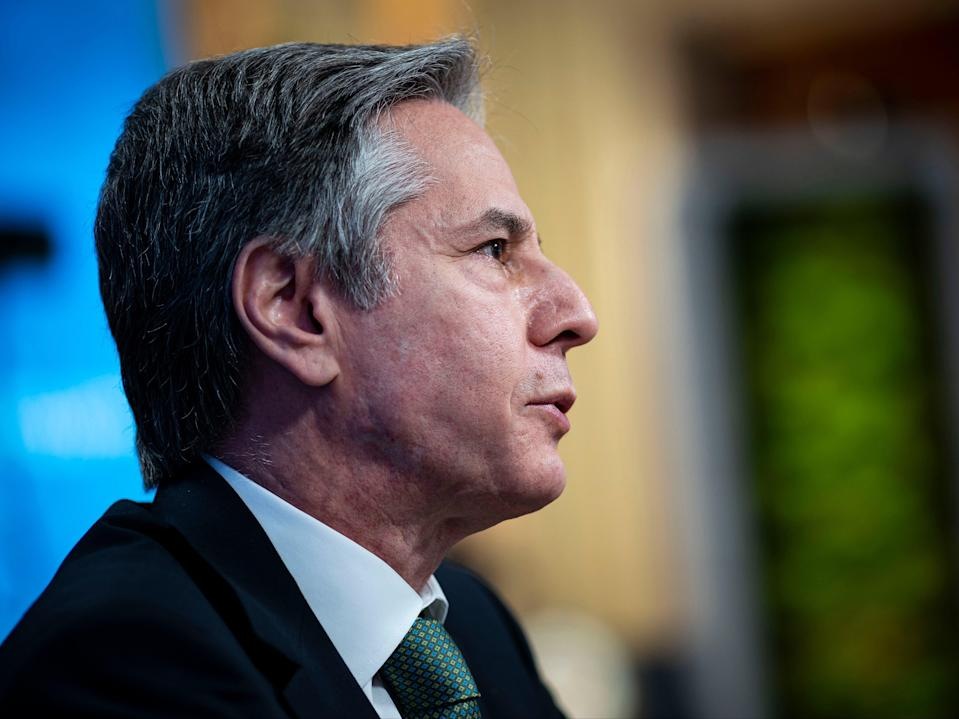 Anthony Blinken said the US has asked for additional details on justification of strike (Getty Images)