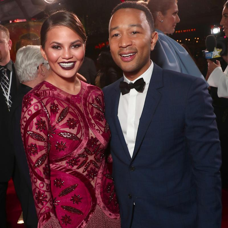 Chrissy Teigen Reveals the 1 Thing About John Legend That Drives Her Nuts