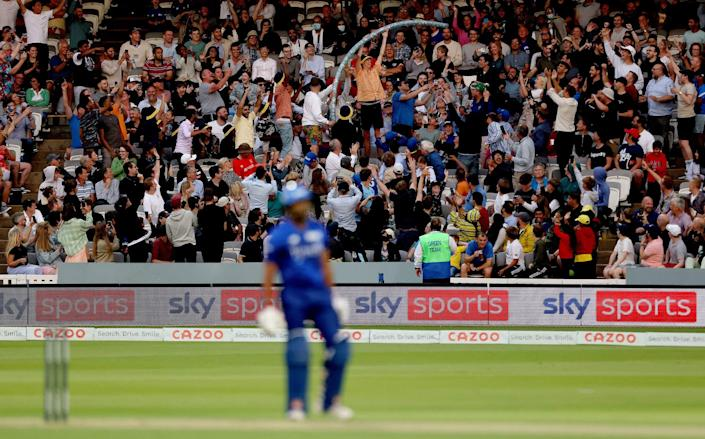 Fans have been banned from bringing alcohol into Lord's - PA