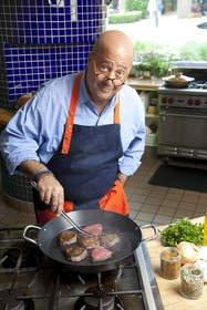 """Andrew Zimmern, Chef and Host of Travel Channel's """"Bizarre Foods,"""" to Premiere Exclusive Food Line on EVINE Live"""