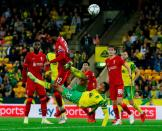 Carabao Cup - Third Round - Norwich City v Liverpool