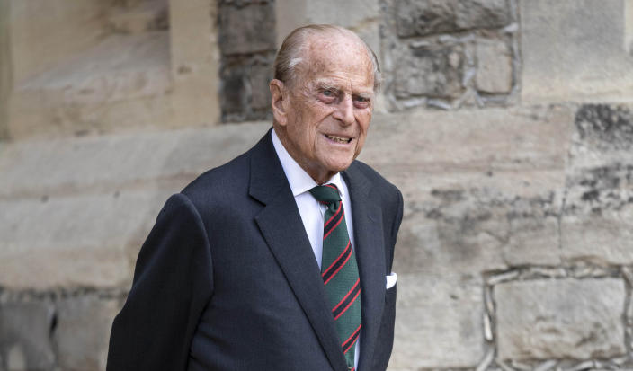 MARCH 4th 2021: Prince Philip The Duke of Edinburgh is recovering from heart surgery for a pre-existing condition, Buckingham Palace has announced. - FEBRUARY 17th 2021: Prince Philip The Duke of Edinburgh has been hospitalized. He was admitted to King Edward VII's Hospital in London, England as a precautionary measure after feeling unwell. - File Photo by: zz/KGC-178/STAR MAX/IPx 2020 7/22/20 Prince Philip The Duke of Edinburgh attends the transfer of the Colonel-In-Chief of The Rifles on July 22, 2020 at Windsor Castle. (Windsor, England, UK)