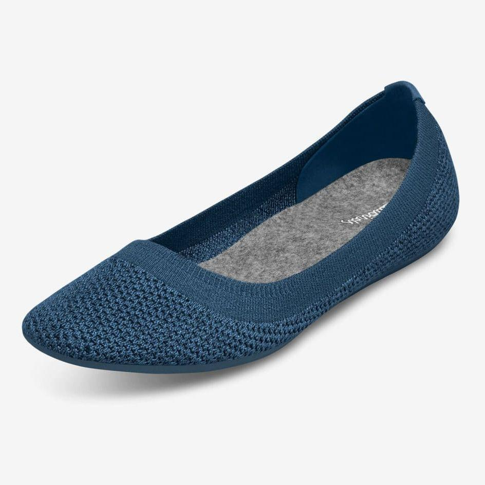 """<p><strong>Allbirds</strong></p><p>allbirds.com</p><p><strong>$95.00</strong></p><p><a href=""""https://go.redirectingat.com?id=74968X1596630&url=https%3A%2F%2Fwww.allbirds.com%2Fproducts%2Fwomens-tree-breezers&sref=https%3A%2F%2Fwww.goodhousekeeping.com%2Fclothing%2Fg33264582%2Fmost-comfortable-shoes%2F"""" rel=""""nofollow noopener"""" target=""""_blank"""" data-ylk=""""slk:Shop Now"""" class=""""link rapid-noclick-resp"""">Shop Now</a></p><p>Ballet flats are known for being one of the most uncomfortable style of shoes – but not any longer. The Tree Breezers from Allbirds have the brand's signature foam footbed and castor bean oil insole for more comfy walking. They're <strong>available in 16 shades in sizes 5-11 (including half sizes!)</strong>, so you'll want one of these in every color. </p>"""