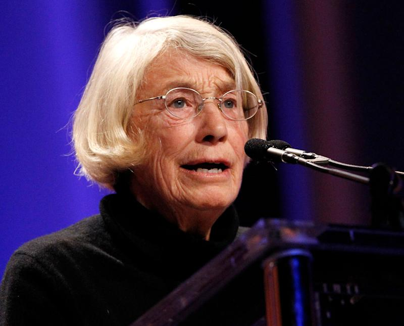 Poet Mary Oliver, 83, who won the Pulitzer Prize and the National Book Award, died on Jan. 17, 2019.