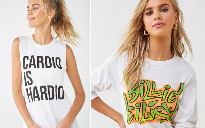 12 Best Graphic Tees That Say It Like You Mean It