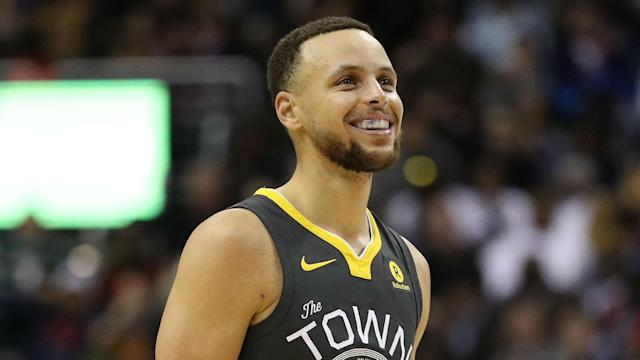 The Golden State Warriors confirmed Stephen Curry was making his return from injury.