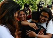 The Supreme Court verdict sparked celebrations among activists and members of India's LGBT community