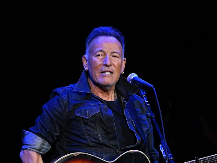 Bruce Springsteen has long been an outspoken critic of the US president (Getty Images for The Bob Woodruf)
