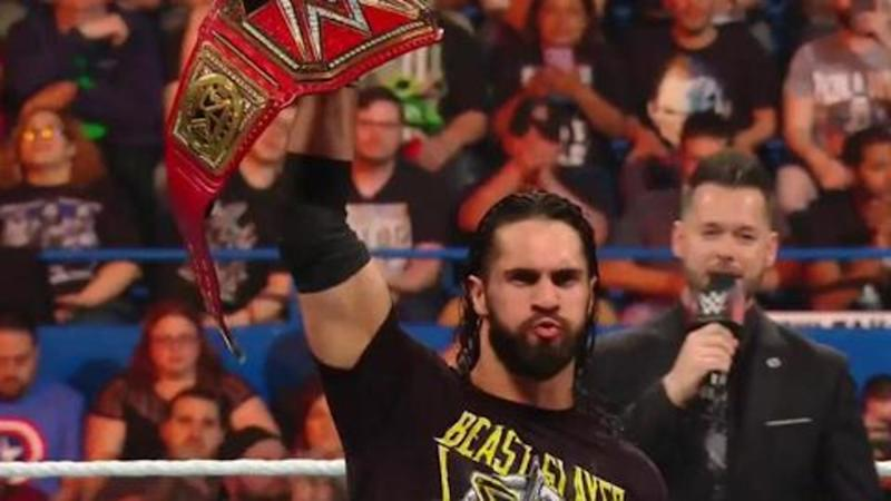 WWE: Here are some unique records scripted by Seth Rollins