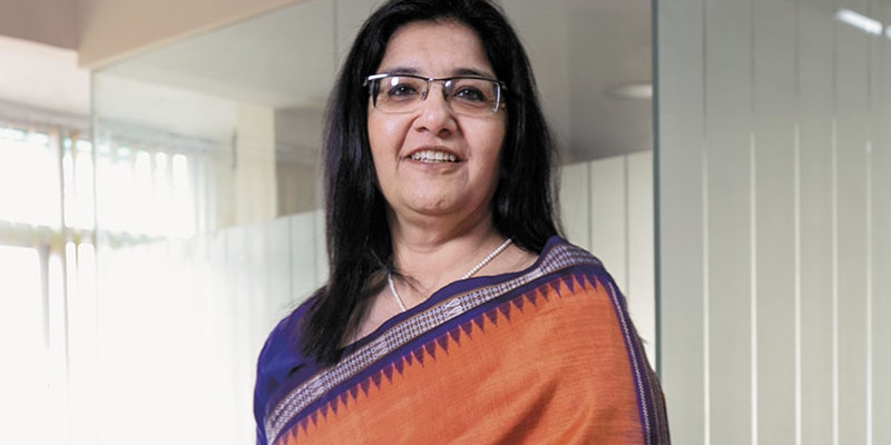 Padmaja Ruparel, Founding Partner of the IAN Fund