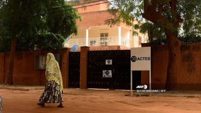 Man arrested after French humanitarians killed in Niger