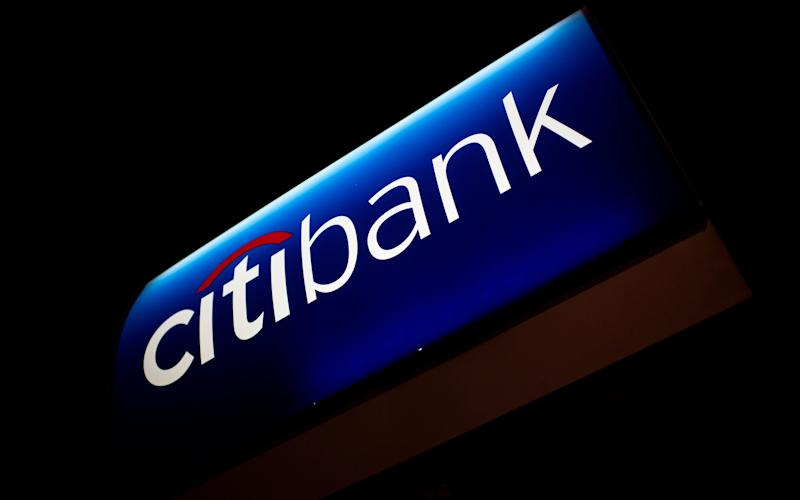 Net losses for the final quarter of 2017 were $18.3bn at Citi - © 2016 Bloomberg Finance LP