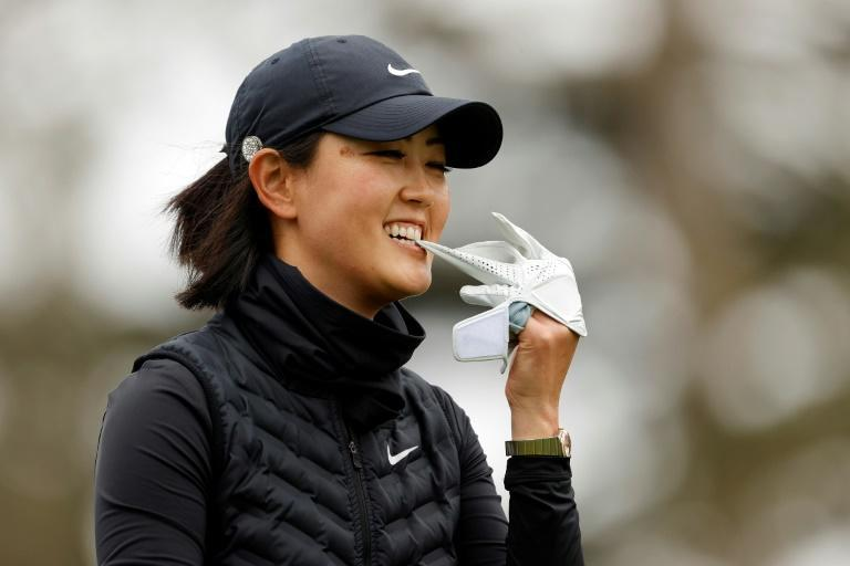 Michelle Wie West offered words of support for tennis star Naomi Osaka