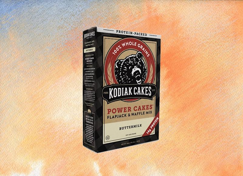 Kodiak Cakes Power Cakes: Flapjack and Waffle Mix. (Photo: Amazon)