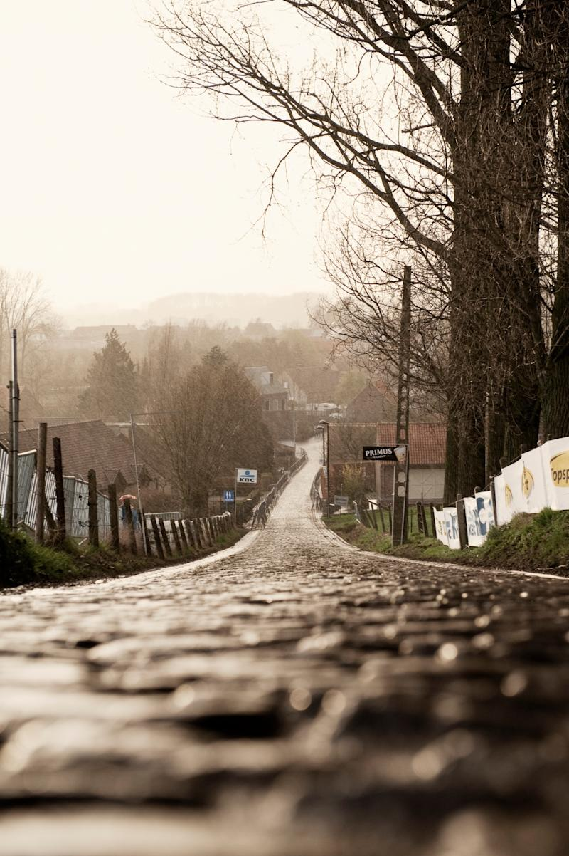 The Koppenberg - Credit: GETTY