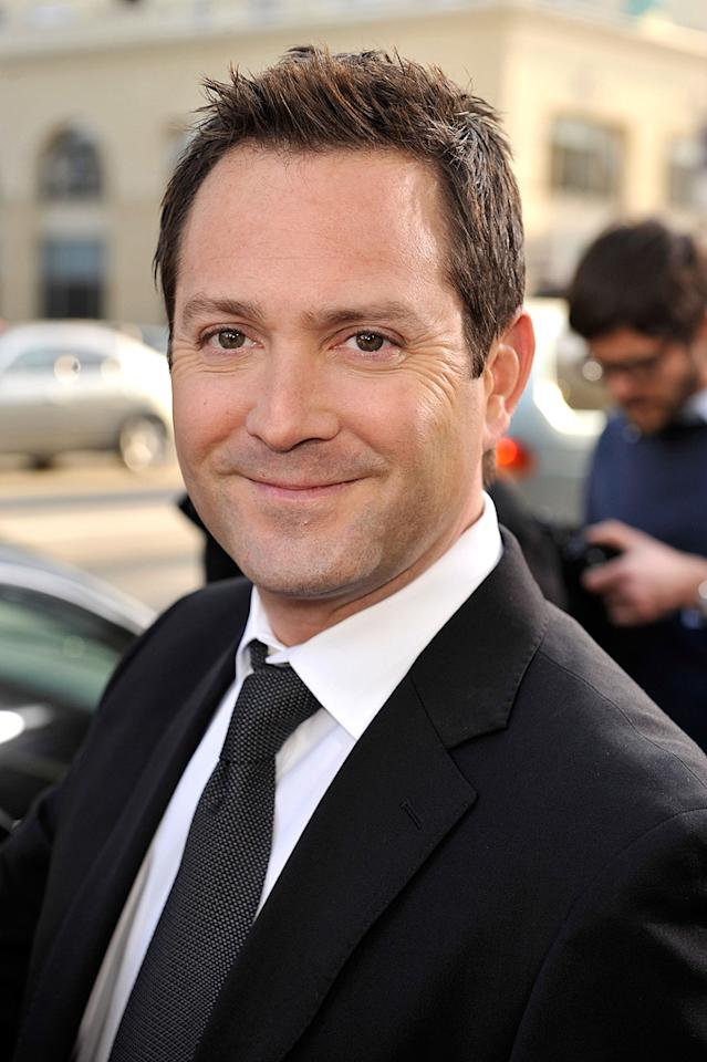 """<a href=""""http://movies.yahoo.com/movie/contributor/1802867271"""">Thomas Lennon</a> at the Los Angeles premiere of <a href=""""http://movies.yahoo.com/movie/1810038675/info"""">17 Again</a> - 04/14/2009"""