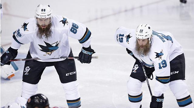 There's no beard quite like a playoff beard, and the NHL sees some spectacular efforts in the facial hair department during the postseason.
