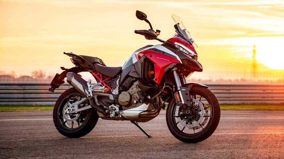 Ducati Multistrada V4 bike to be launched on July 22