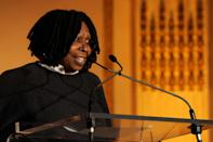 "<b>Whoopi Goldberg:</b> ""Hearts and Prayers to all affected by the craziness in Colorado."" (Photo by Larry Busacca/Getty Images)"