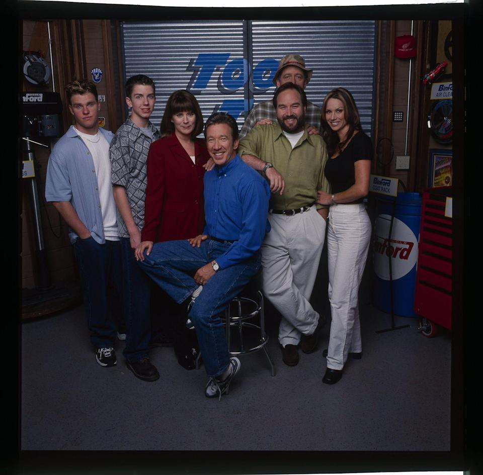 """<p>Tim """"The Tool Man"""" Taylor's trusty sidekick Al Borland would've been played by someone else had <a href=""""http://mentalfloss.com/article/68477/14-sturdy-facts-about-home-improvement"""" rel=""""nofollow noopener"""" target=""""_blank"""" data-ylk=""""slk:Richard Karn"""" class=""""link rapid-noclick-resp"""">Richard Karn</a> not been sent to traffic school for a moving violation. Karn, who failed to make a full stop at a stop sign after a play rehearsal, found out about the show from an agent who was also in his class.</p>"""