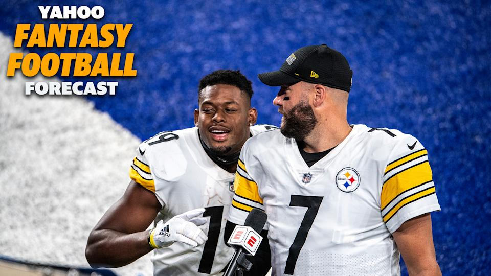 The Pittsburgh Steelers are running back their core offense for 2021.
