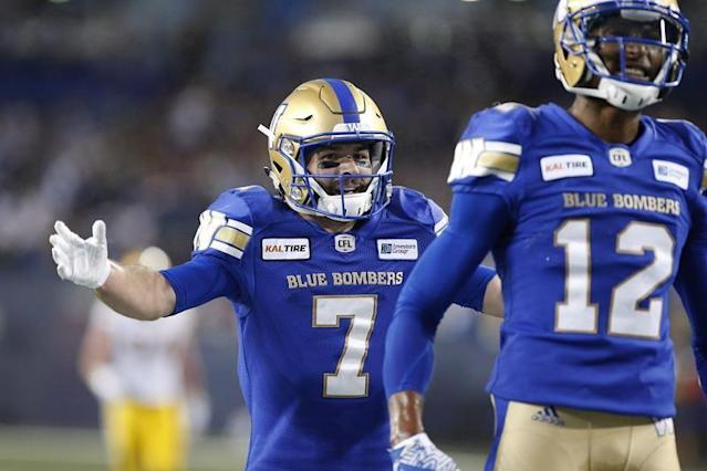 Bombers' 5-7 receiver continues to find success in a big man's game