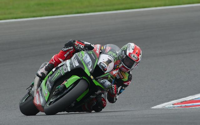 <p>The Northern Irishman enjoyed a record-breaking season in World Superbikes, becoming the first rider to win the title three years running. </p>