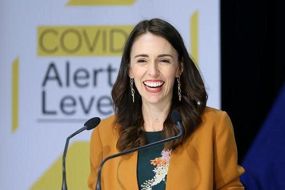 New Zealand Prime Minister has announced that the remaining coronavirus restrictions will be lifted tonight: Getty Images