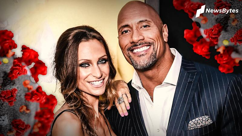 """""""Most difficult thing to endure"""": Dwayne Johnson, family contract coronavirus"""