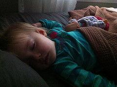 toddler nap