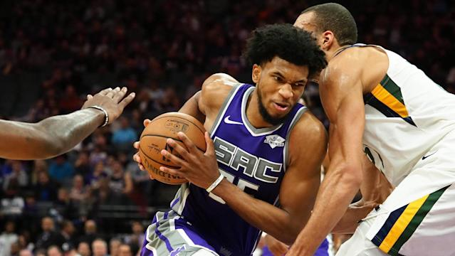 Rookie Marvin Bagley III to miss second straight game due to back spasms.